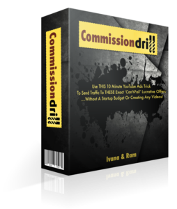 My Commission Drill Review + MEGA Bonus Package