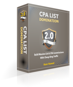CPA List Domination 2.0 Review & MEGA Bonus