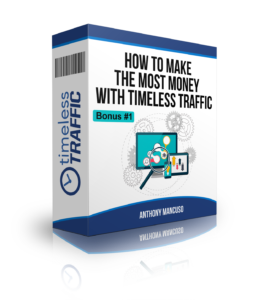 How to Make the Most Money With Timeless Traffic