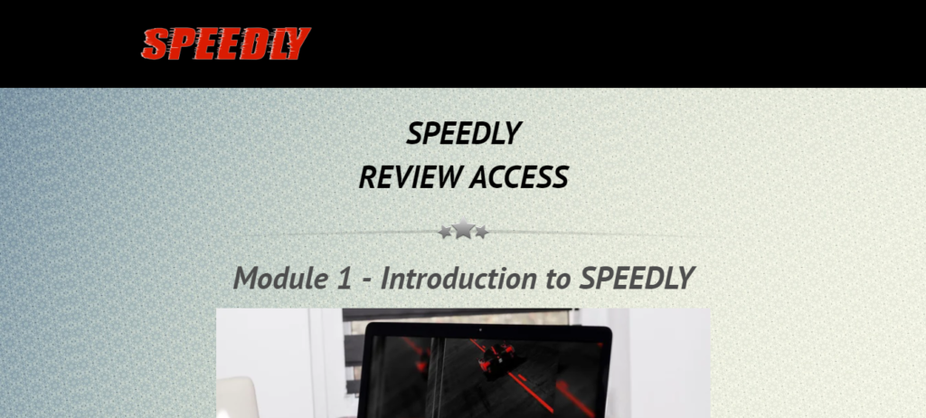 Speedly Review