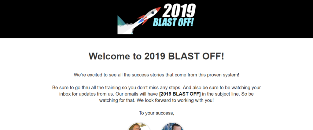 2019 Blast Review