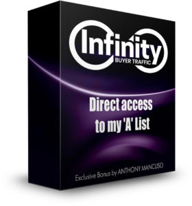 Infinity Buyer Traffic Bonus