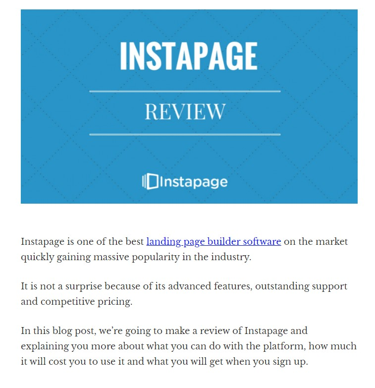 Instapage Review (1)