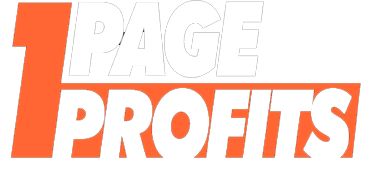 1 Page Profits Review