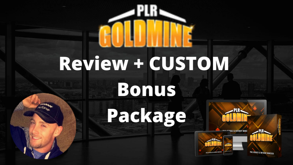 PLR Goldmine Review