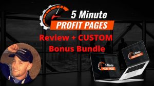 5 Minute Profit Pages Review